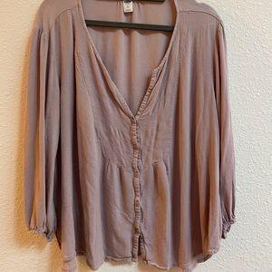 XL Old Navy blouse